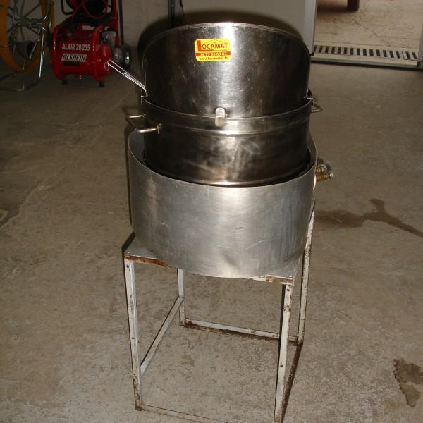 Friteuse gaz - Friteuse une cuillere d huile ...
