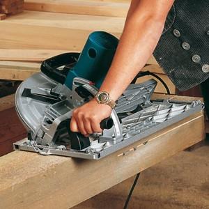 Scie circulaire de charpentier 355 mm makita (1)