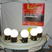 eclairage pour barnum tente stand chapiteau  basse cosomation location montbrison loire (1)