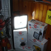 eclairage projecteur 38 w