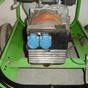 groupe elctrogene diesel generatrice de courant
