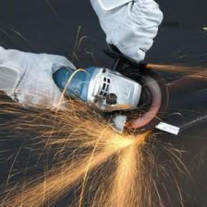 meuleuse decoupeuse 125mm 220v beton acier bois 1 (1)