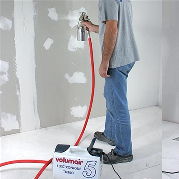 pistolet peinture compresseur basse pression t5. Black Bedroom Furniture Sets. Home Design Ideas