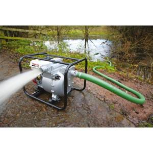 pompe à eau charger thermique