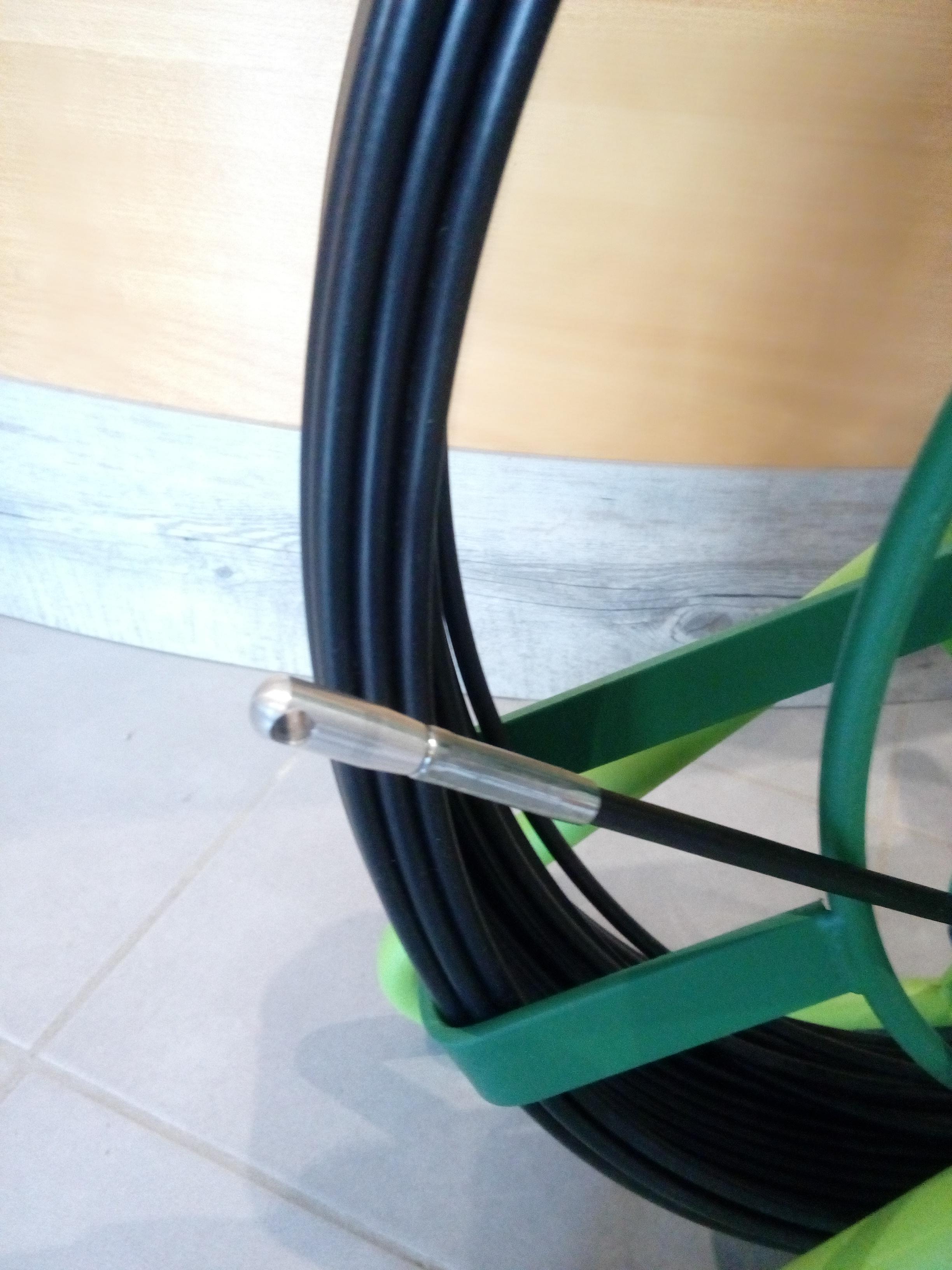 aiguille d lectricien 60m 6mm fibre de verre. Black Bedroom Furniture Sets. Home Design Ideas