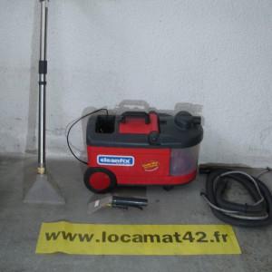 étiquettes Produit Location Injecteur Extracteur Tapis