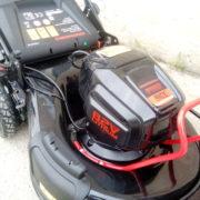 location tondeuse électrique sur batterie loire 42 montbrison boen feur andrezieux montrond sury